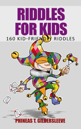 Libros Gratis Descargar Riddles For Kids PDF Gratis 2019