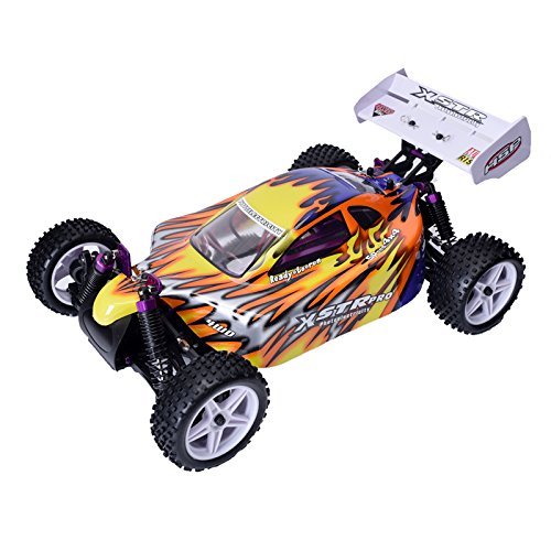 Preisvergleich Produktbild HSP RC Auto 1/10 Modelle 4 WD Electric Power Off Road Buggy Fernbedienung Auto 4 x 4 Racing 94107 High Speed Hobby Kid Spielzeug
