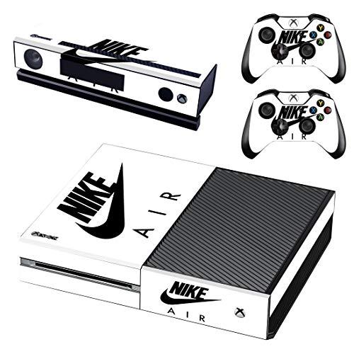 Vinyl-Aufkleber für Xbox One Konsole und 2 Controller, X-Box One NK-6