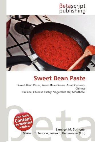 Sweet Bean Paste