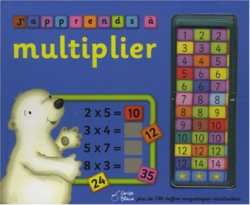 Apprends a Multiplier (J') (1 2 3 ... 100 Magnets)