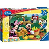 Ravensburger, Mickey Mouse Club House Puzzle, 35 Piece, 3+