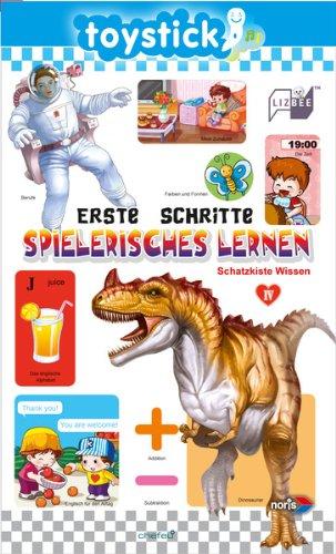 Toystick Buch groß - Erste Schritte Spielerisch Lernen