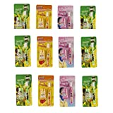 #7: Parteet® New Multicolour Tooth Brush & Paste Erasers,& Sharpners - Pack of 12Pcs for Birthday Party Return Gifts for Kids