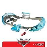 Disney Pixar Cars Grand Circuit de Floride pour Course de Voitures, avec Booster...