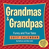 Best Grandpa Grandmas - Grandmas & Grandpas 2017 Day-to-Day Calendar Review