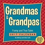 Grandmas & Grandpas 2017 Day-to-Day Calendar