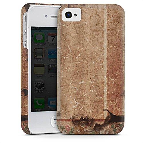 Apple iPhone 6 Housse Étui Silicone Coque Protection Mur Fleurs Fleurs Cas Premium mat