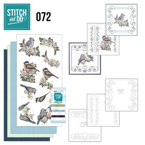 Stitch & Do 72 - Vintage Winter