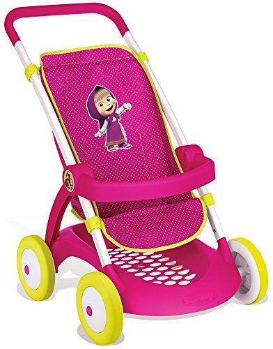 Preisvergleich Produktbild Smoby SM 254001 - Mascha Mein erster Sport Puppenwagen