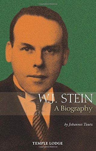 W. J. Stein: A Biography