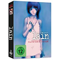 Serial Experiments Lain - Gesamtausgabe - Collector's Edition
