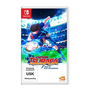CAPTAIN TSUBASA: Rise Of New Champions (Collector's Edition) – [Nintendo Switch]