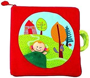 Lilliputiens 86609 libro de tela para bebés - libros de tela para bebés (Cualquier género, Multicolor)