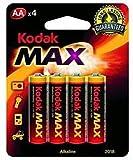 Kodak - Pile Alacaline Max - LR6 - Par 4 - Kodak