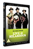 The Three Stooges - Live &