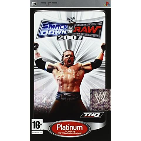 Wwe Smackdown! Vs. Raw 2007 Platinum