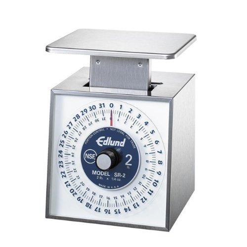 Edlund Restaurant (Edlund SR-2 Premier Series Rotating Dial Mechanical Portion Scale)
