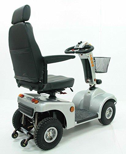 Elektromobil Shoprider® TE 889 NRS Borkum (6 km/h) (Silber)