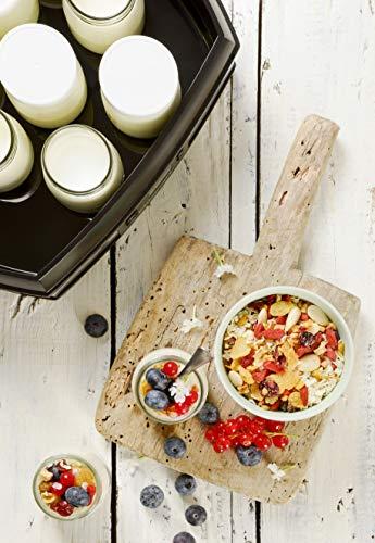 Cuisinart YM400E Joghurt- und Frischkäsebereiter (40 Watt) silber - 3