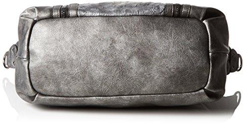 Borsa Da Donna Abor Gabor, Argento 37x29x19 Cm (argento Antico 15)