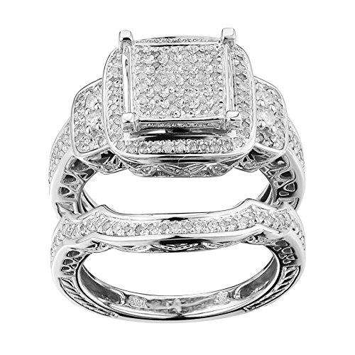ewelry  -  Sonstige Sterling-Silber Rund G-H Keine Angabe ()
