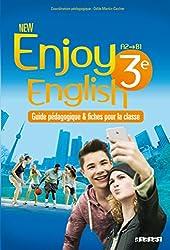New Enjoy English 3e - Guide pédagogique