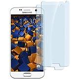 2x mumbi ECO Panzerfolie für Samsung Galaxy S7 Glasfolie Hartglasfolie Hartglas
