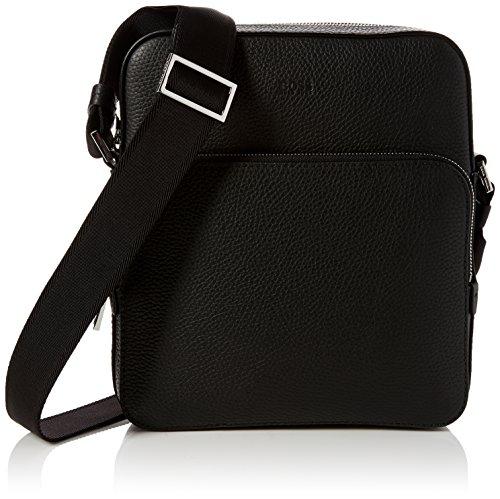 BOSS Crosstown_ns Pocket, Sacs portés épaule homme, Noir (Black), 8x26x23 cm (B x H T)