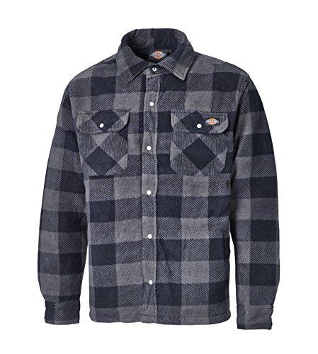 Dickies SH5000 Portland - Camisa, Azul (Navy Blue), M