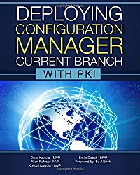 Deploying Configuration Manager Current Branch With Pki
