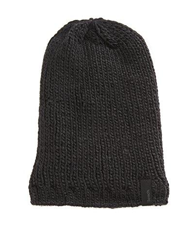 Bench Pipe 4 - Cappello di Lana, Unisex, Pipe 4, Nero