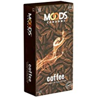 MOODS Coffee Condoms - 12 Kondome mit Kaffee-Aroma, Geschenk-Idee preisvergleich bei billige-tabletten.eu