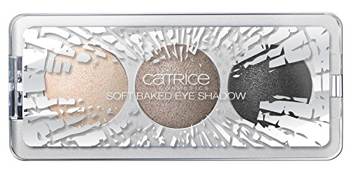 Catrice Lidschatten Limited Edition Rough Luxury Soft Baked Eye Shadow C02 Arctic Shadows (Baked Eye Shadow)
