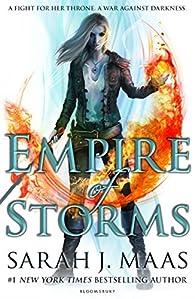 Keleana, tome 5 : Empire of Storms par Sarah J. Maas