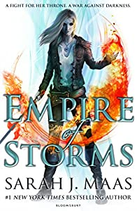 Empire of Storms (Throne of Glass Book 5) (English Edition)