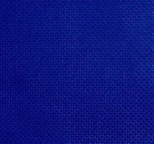 happykatehehehe Kreuzstichstoff/Aida-Stoff, Baumwolle, 14-Loch-Zählmuster, 150 x 91 cm, Königsblau