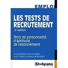 Les tests de recrutement