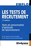 Les tests de recrutement...
