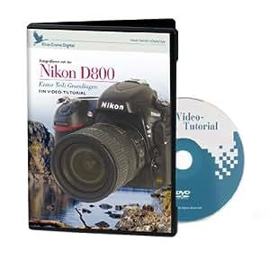 Kaiser Video-Tutorial für Nikon D800 (DVD, deutsch)