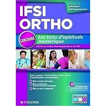 Les tests d'aptitude numérique : Concours d'entrée en IFSI et orthophonie
