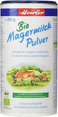 Heirler Magermilchpulver, bio (1 x 250 gr)