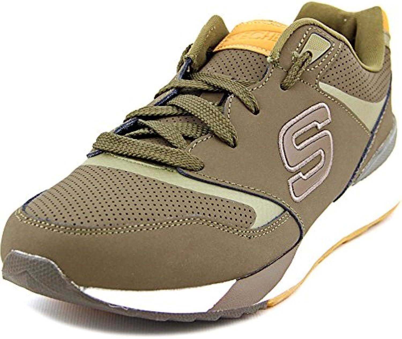 Skechers 52532/BLU Niedrige Sneakers Herren  Billig und erschwinglich Im Verkauf
