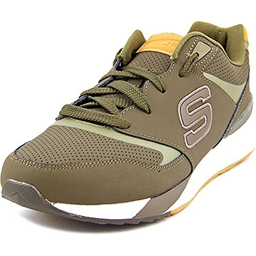 Skechers OG 90 Cropsey Cuir Baskets Olive