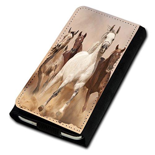 Book Style Flip Handy Tasche Case Schutz Hülle Foto Schale Motiv Etui für ZTE Blade C341 - Flip U5 Design10