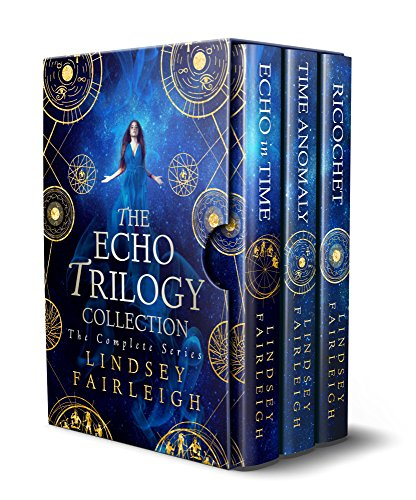The Echo Trilogy Collection: The Complete Series (Echo World Book 1) by [Fairleigh, Lindsey]