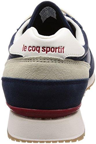 Brillantezza Gomma Lhomme Blu Di Stivali Sportif Coq Il Nilon 5wFxBq6q0
