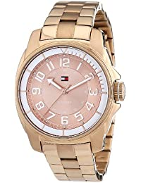 Tommy Hilfiger Damen-Armbanduhr Sport Luxury Analog Quarz 1781230
