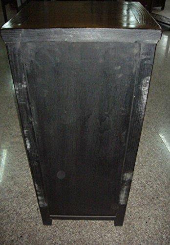 Antiker Apothekerschrank Aktenschrank Büroschrank Apotheke Schrank Sideboard Kommode Kommodenschrank Sideboardschrank Breite45xHöhe103cm - 2