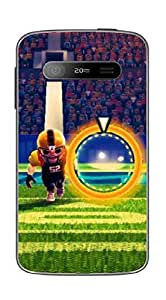 UPPER CASE™ Fashion Mobile Skin Vinyl Decal For Micromax Bolt A26 [Electronics]
